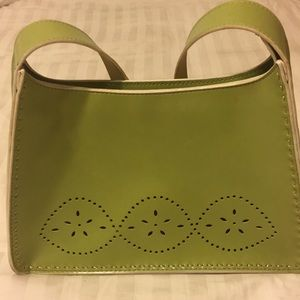 Small leather cute bag